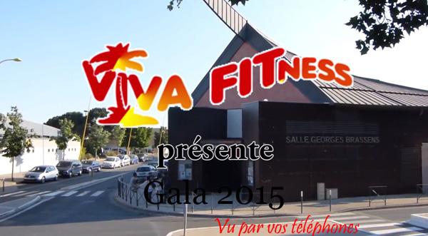 Gala de danse Lunel. Les vidéos des galas Viva Fitness