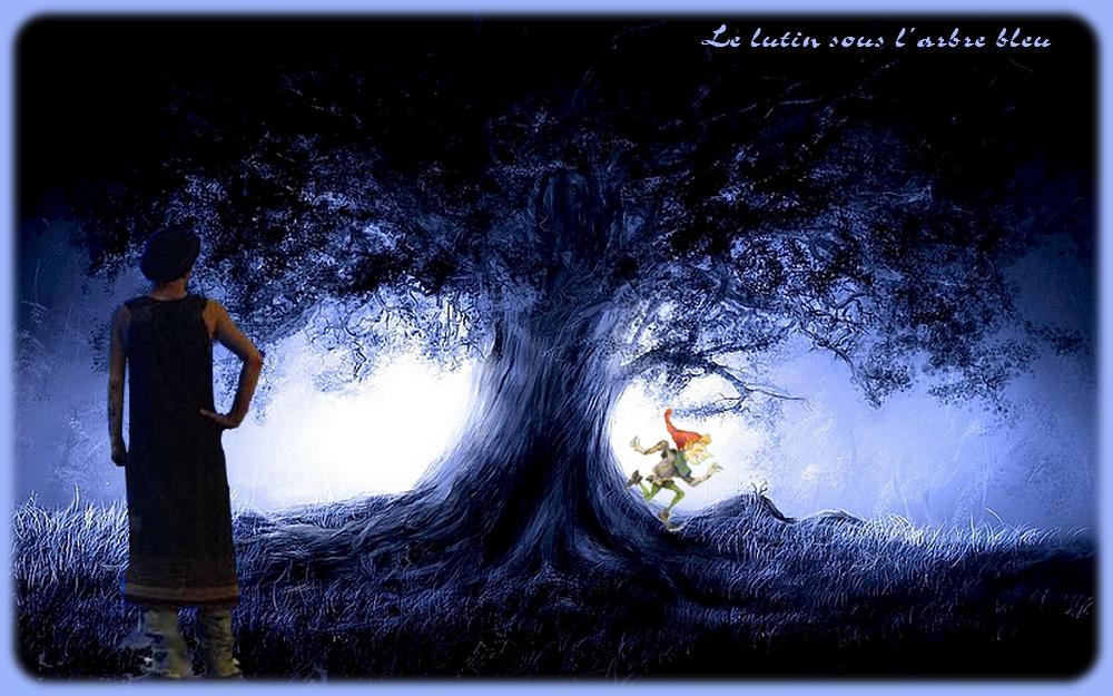 Soan, le lutin sous l'arbre bleu