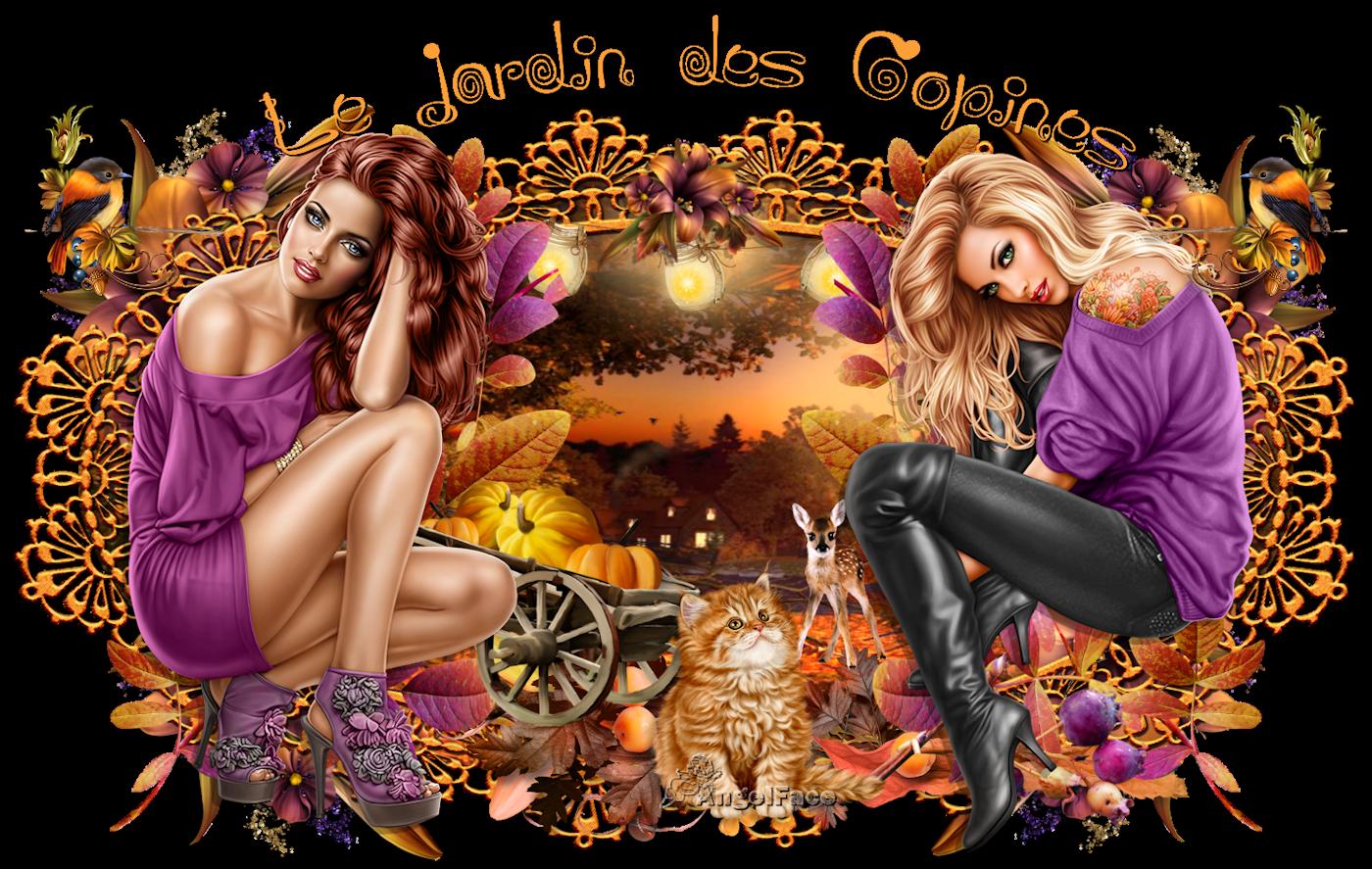 Le Jardin des Copines