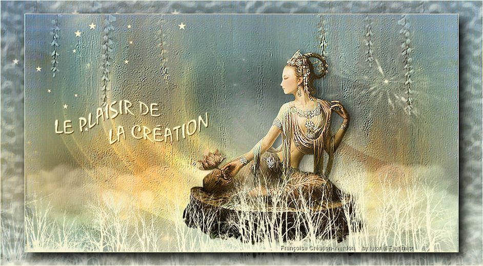 Le Plaisir de la Création