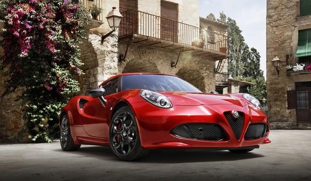 Nouvelle série Alfa Romeo 4C Edizione Speciale 3e1fd49f949899e183e5