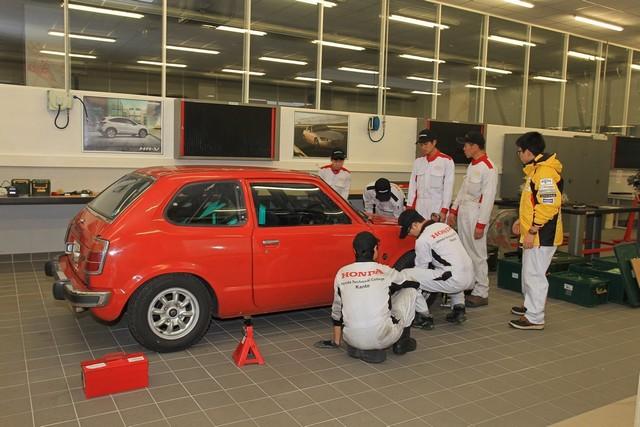 Honda s'engage à la 21e édition du Rallye Monte-Carlo Historique  845ff6e1611c027db84f