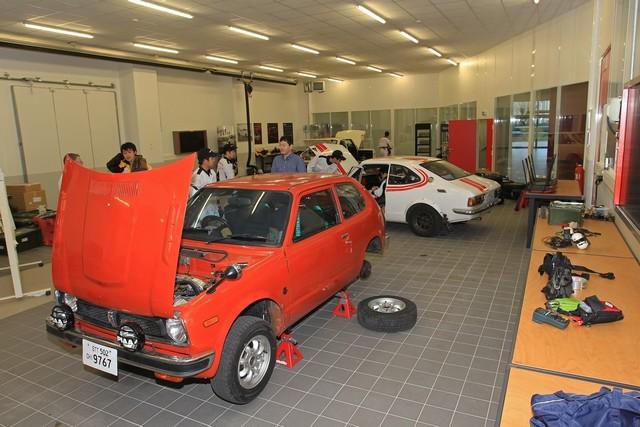 Honda s'engage à la 21e édition du Rallye Monte-Carlo Historique  065b9b6f5dcf0f6d13c9
