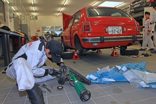 Honda s'engage à la 21e édition du Rallye Monte-Carlo Historique  C8eb5d78d8e89365c9bc