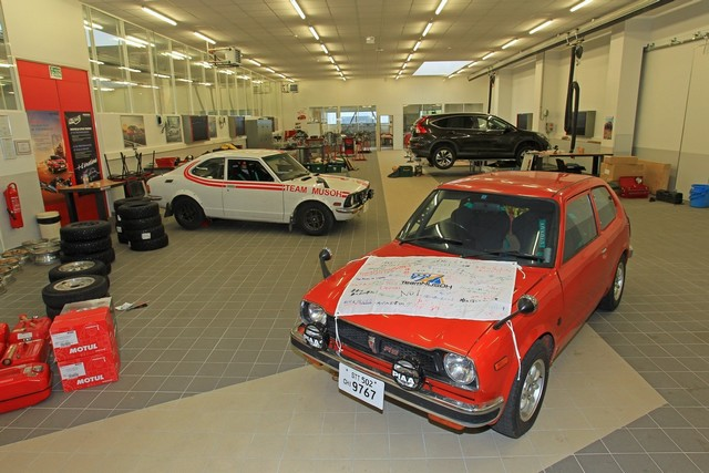 Honda s'engage à la 21e édition du Rallye Monte-Carlo Historique  B96a967e4f5a2f004644