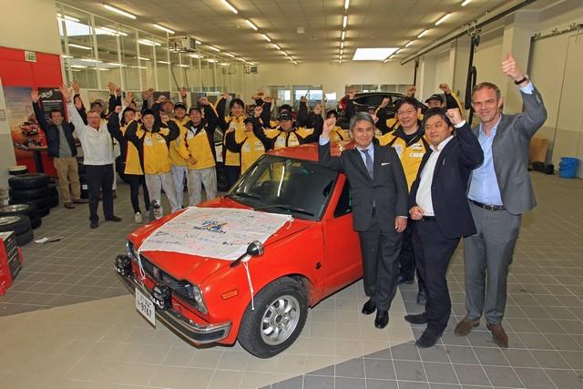 Honda s'engage à la 21e édition du Rallye Monte-Carlo Historique  216151b567b0c9dc1bd7