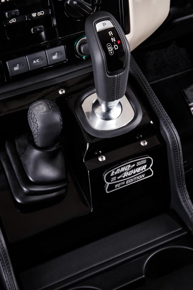 Land Rover lance une version V8 du Defender pour célébrer ses 70 ans 1c5a9208ad3e1a2bc0c2