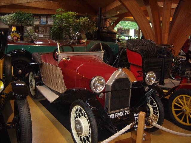 Quelques photos de mon passage au Manoir de l'Automobile et des Vieux Métiers de Lohéac  7a60418528abb822ad52