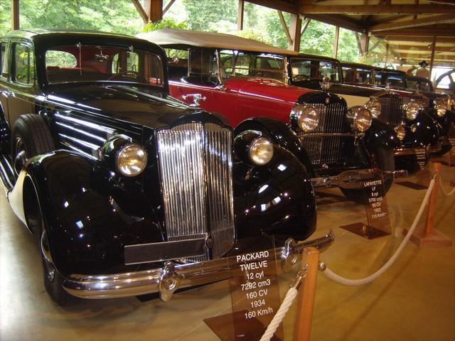 Quelques photos de mon passage au Manoir de l'Automobile et des Vieux Métiers de Lohéac  446c6e10f06b4efaabf5