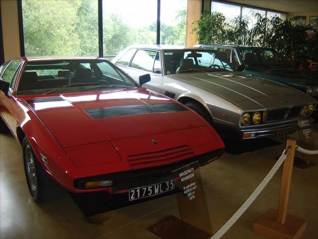 Quelques photos de mon passage au Manoir de l'Automobile et des Vieux Métiers de Lohéac  852acd385ec65a9df6e7