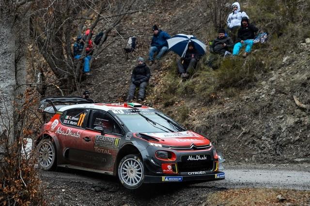 Fortunes Diverses Pour Les Équipages Des C3 WRC 2317fbe22cb2e2275ec7