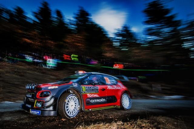 Une Entame Contrastée Pour Les C3 WRC 6c0c19d29de95c07769f