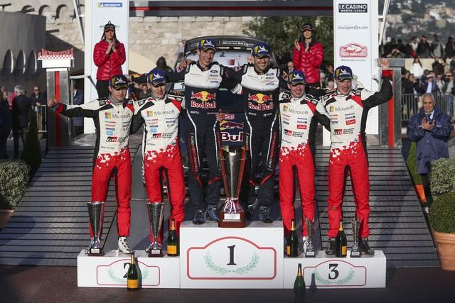 Double podium pour la Yaris WRC au Rallye Monte-Carlo Efcf6861ea8331dd6209
