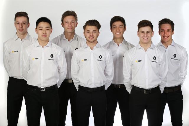 La Renault Sport Academy annonce sa promotion 2018 367d853a8fc5cd57c432