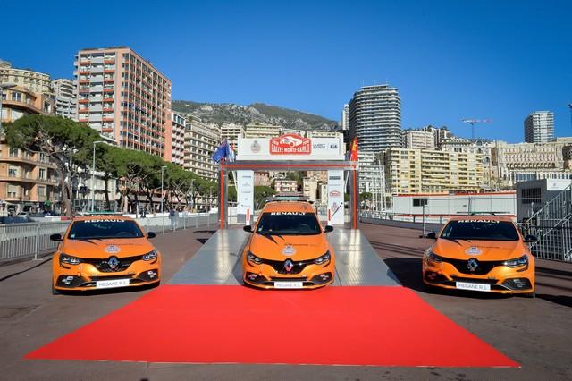 Renault Sport remet quatre Mégane R.S. à l'Automobile Club de Monaco 229d26204073583a30ca