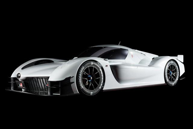 TOYOTA GAZOO Racing dévoile le GR Super Sport Concept  9ade0fa050d69ad706f0