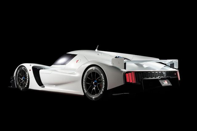 TOYOTA GAZOO Racing dévoile le GR Super Sport Concept  Cfedeca8e46e12be4d27