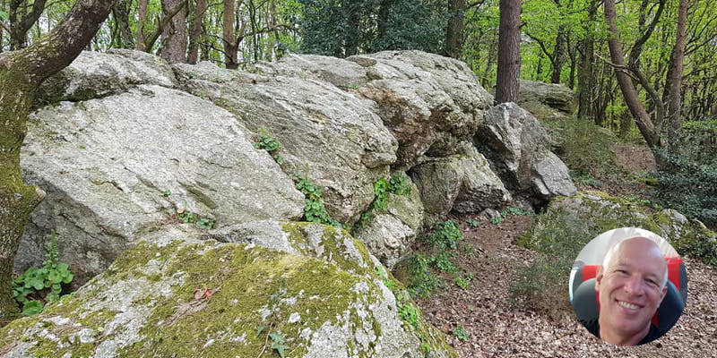 Mur mégalithique - La ville bouquet - centre Bretagne F82aa5d7a838a789084d
