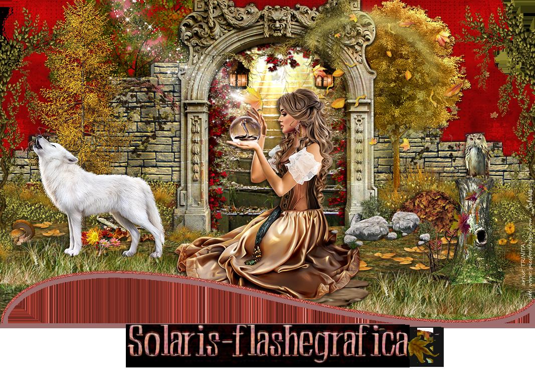 Solaris- flashegrafica
